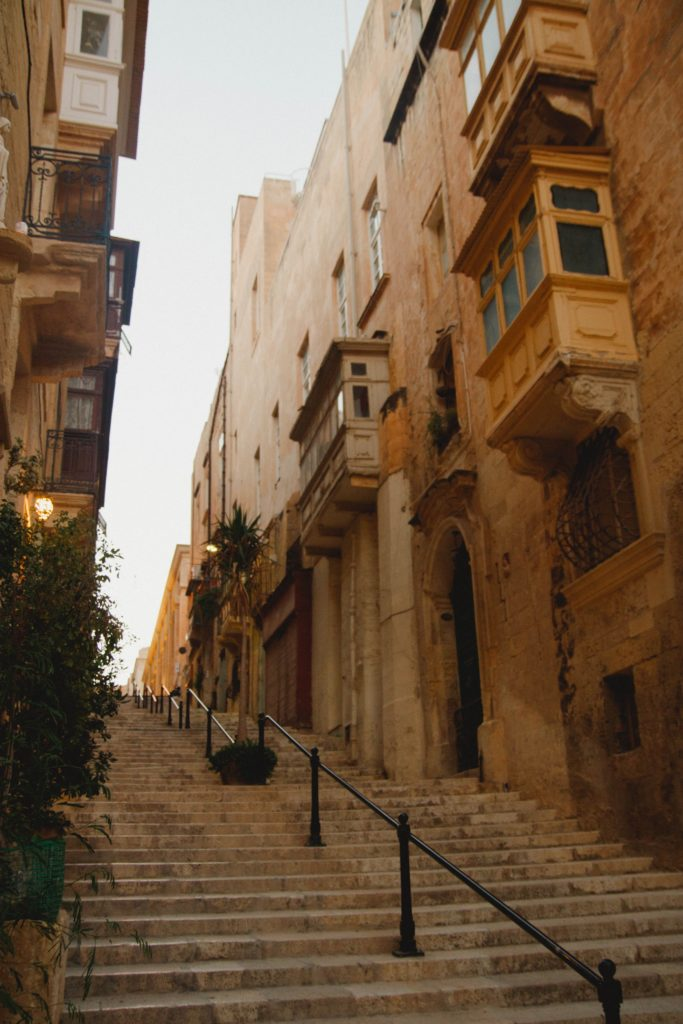 escaliers rue