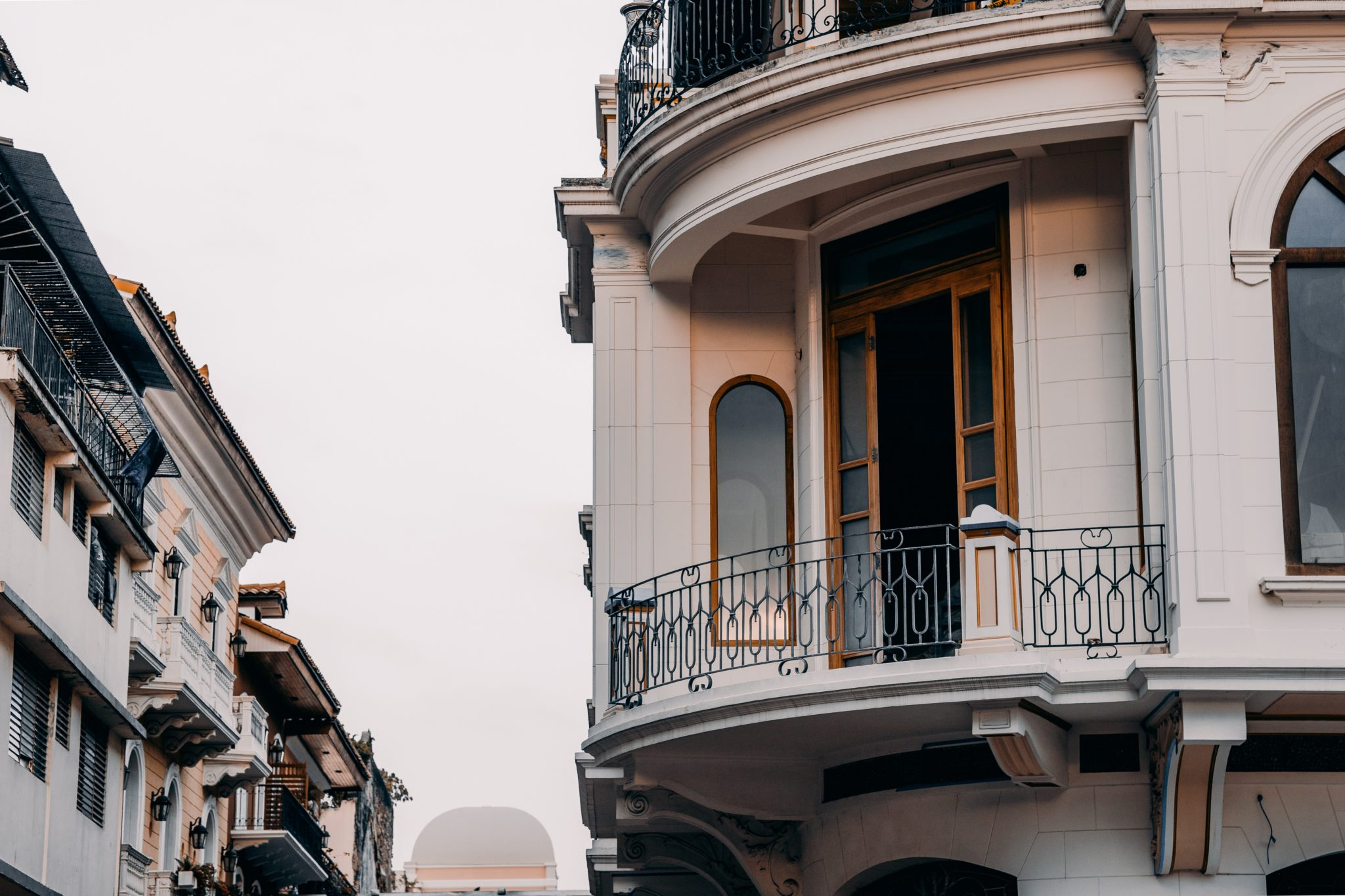 balcon immeuble